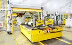 Automotive Stamping and Automatic Press Lines